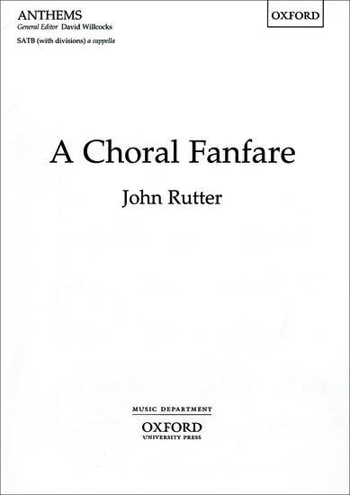 A Choral Fanfare