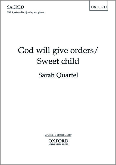 God will give orders/Sweet child image