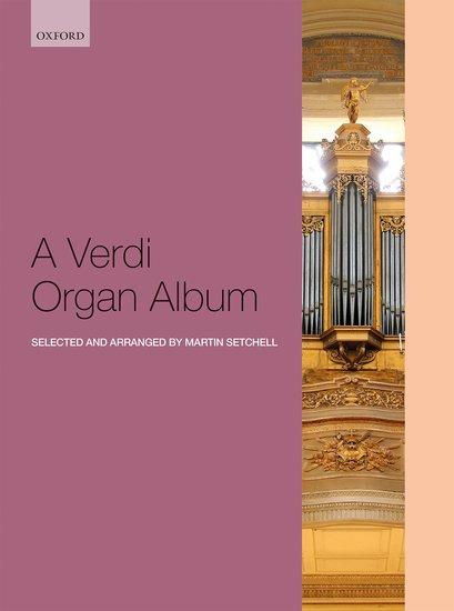 A Verdi organ album image
