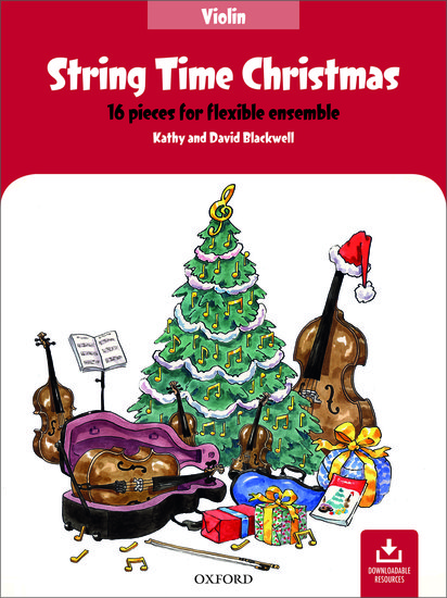 String Time Christmas image