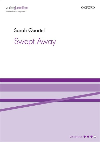 Swept away image
