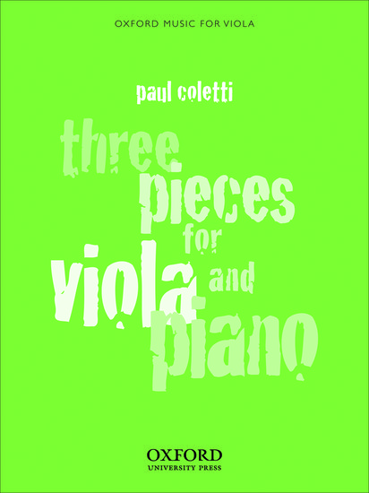 three american pieces oxford music for viola