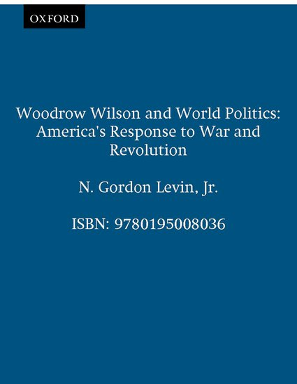 an evaluation of woodrow wilsons achievements in american politics Woodrow wilson was the 28th president of the united states he led america during the world war i check out this biography to know about his childhood, life, achievements, works & timeline.