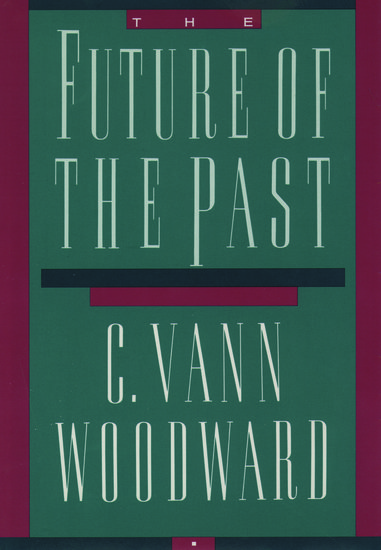 the burden of southern history woodward c vann