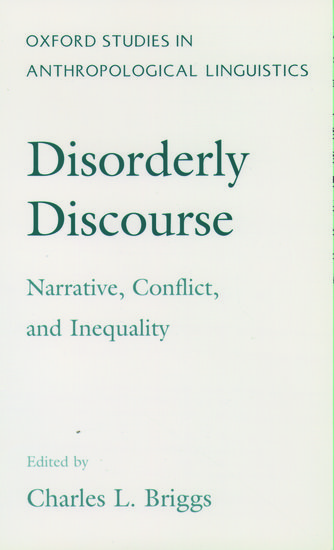 Disorderly Discourse