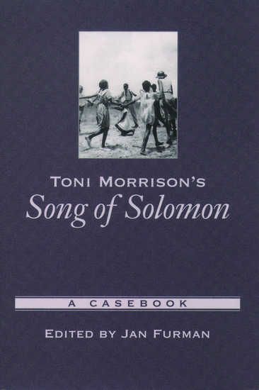 Song of solomon essays