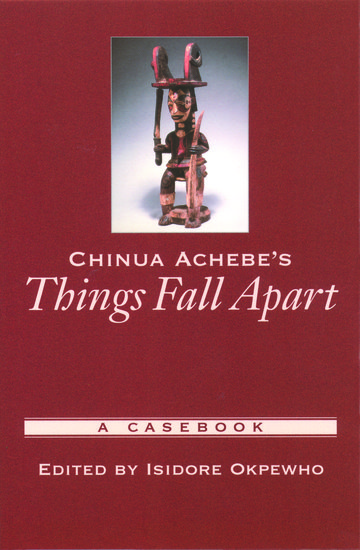 "the effects of societal changes in things fall apart by chinua achebe Achebe's ""things fall apart"" is a remarkable example of the portrayal of the positive and negative elements in a society, and also of how a clash between them can lead to the disintegration of a culture."