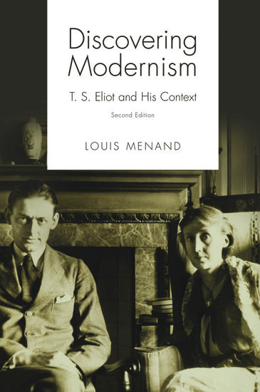 Discovering modernism louis menand oxford university press fandeluxe Images