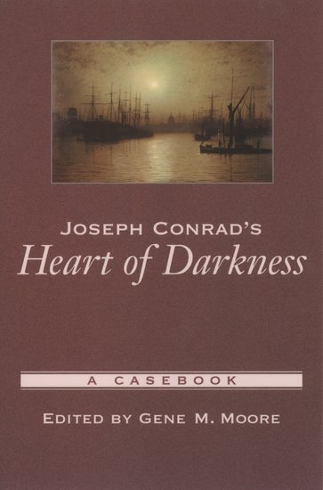 a look at the racism in heart of darkness by joseph conrad An image of africa: racism in conrad's heart of darkness joseph conrad's heart of darkness and between whiles i had to look after the savage who was fireman.