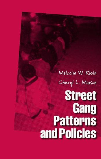 The Modern Gang Reader Pdf