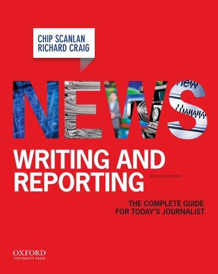 [PDF] News Reporting and Writing – Melvin Mencher | McGrawHill's
