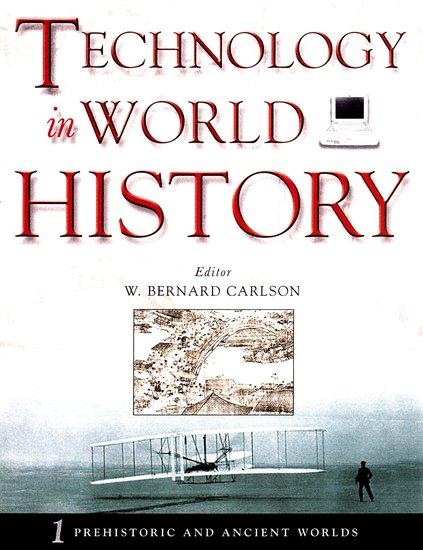 Technology In World History - W  Bernard Carlson