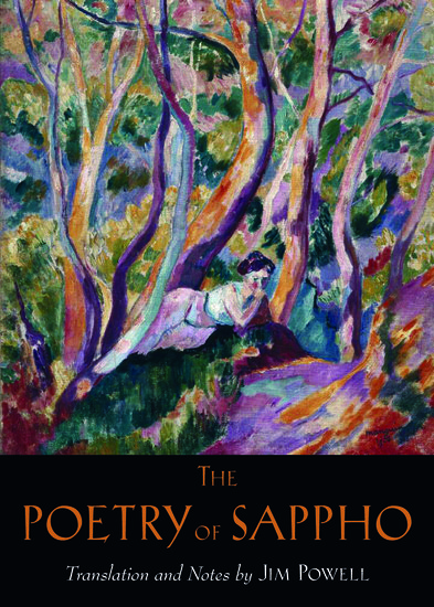 The poetry of sappho paperback jim powell oxford university press fandeluxe Choice Image