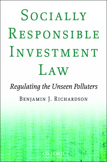 socially responsible investment Socially responsible investing has come a long way since i started writing about it nearly 20 years ago in 1995, there were only 55 mutual funds that engaged in sri, with $12 billion in assets .
