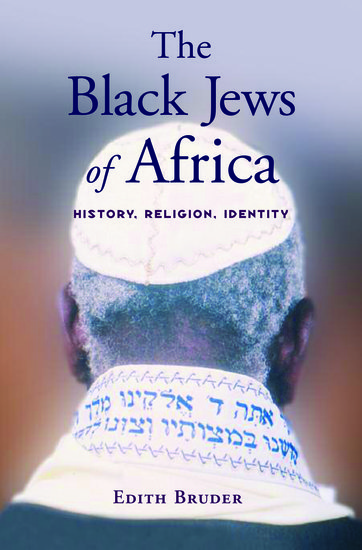 the black jews of africa - hardcover