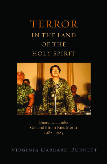Terror in the land of the holy spirit hardcover virginia garrard terror in the land of the holy spirit hardcover virginia garrard burnett oxford university press fandeluxe Image collections
