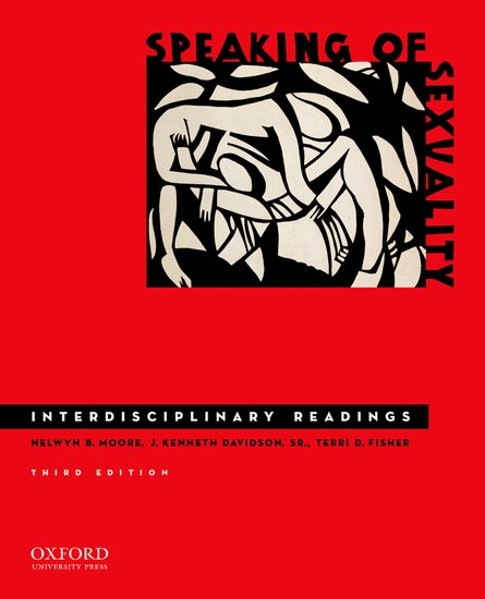 Sexualities and relationships an anthology 3rd edition