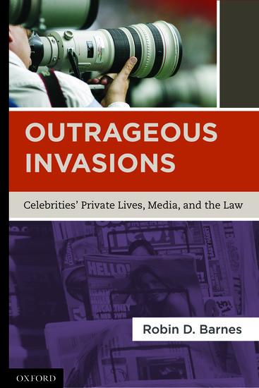 Outrageous Invasions Robin D Barnes Oxford University Press