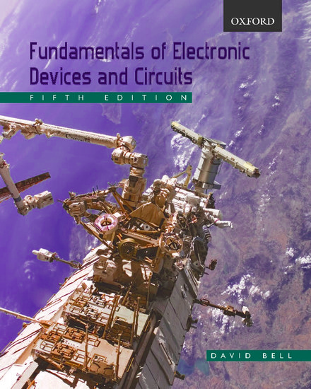 Fundamentals of Electronic Devices and Circuits