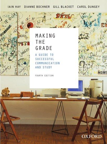 Making the Grade, Fourth Edition: Hay, Iain, Bochner ...