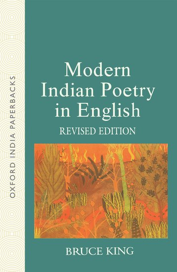 indian poets in english literature