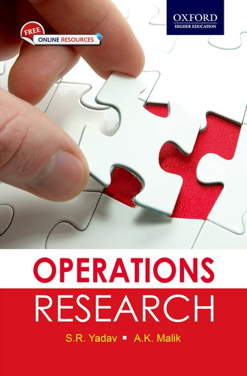 operations research book pdf free