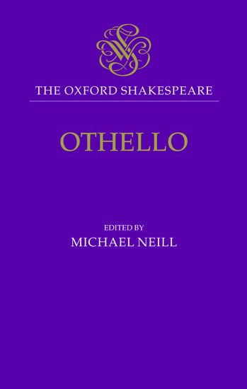 othello oxford world s classics