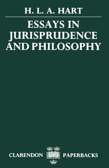 Oxford essays in jurisprudence 1987