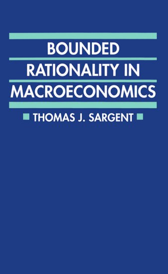 bounded rationality in education The concept of bounded rationality was first proposed by herbert simon in his famous book models of man which is published in  bounded rationality in education essay.