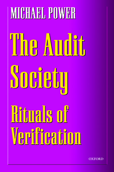 The audit society paperback michael power oxford university press fandeluxe Image collections