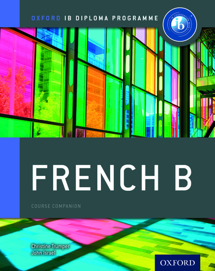IB French B: Course Book