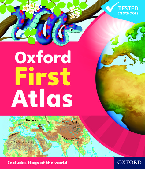 Oxford First Atlas