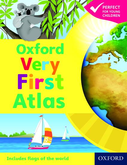 Oxford Very First Atlas
