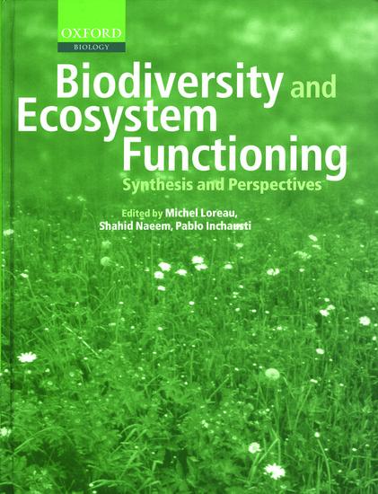 relationship and biodiversity