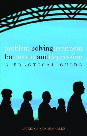 problem solving treatment werkblad