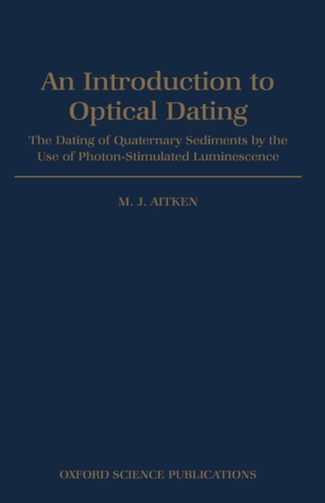 Aitken an introduction to optical dating