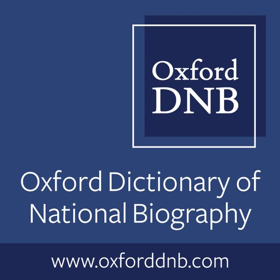 Oxford Dictionary of National Biography Online
