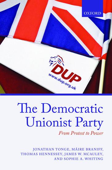 democratic unionist party - photo #5