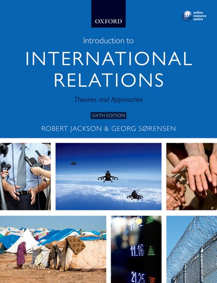 Introduction to international relations robert jackson georg introduction to international relations robert jackson georg srensen oxford university press fandeluxe Choice Image
