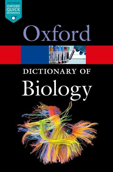 A Dictionary Of Biology Elizabeth Martin Robert Hine Oxford
