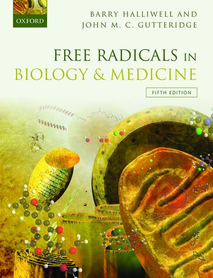 Free Radicals In Biology And Medicine Paperback Barry Halliwell