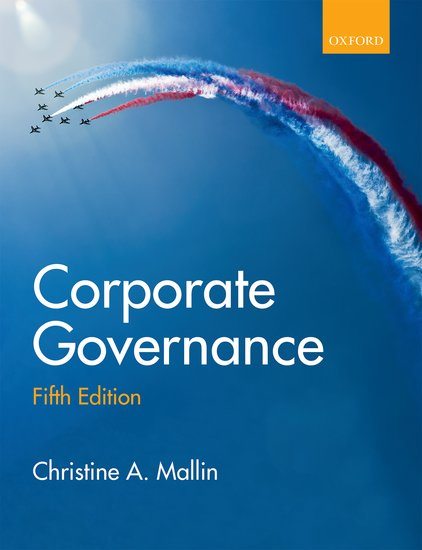 Corporate governance christine mallin oxford university press fandeluxe Images