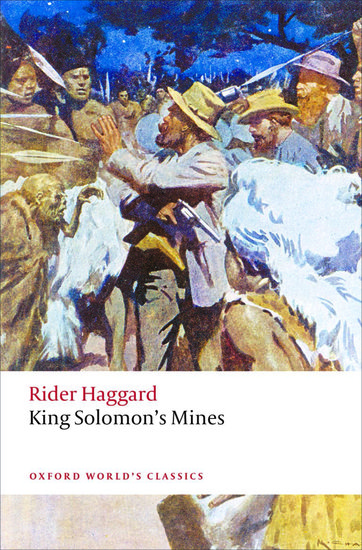 haggards king solomons mines essay H rider haggard came to literary prominence with the publication of king solomon's mines in com/king-solomons-mines in essays for king solomon's mines.