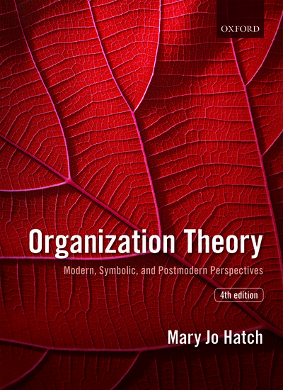 organizational theory perspectives