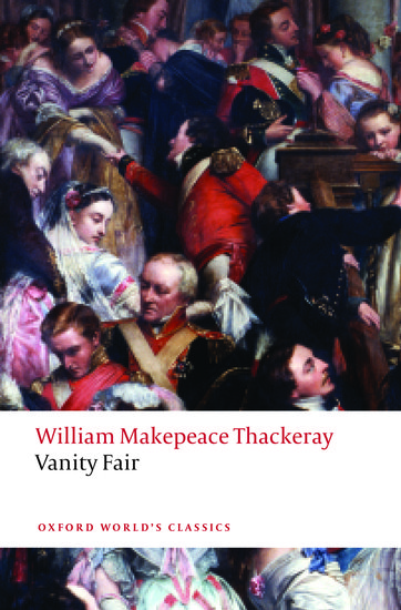 Vanity Fair by William Makepeace Thackeray