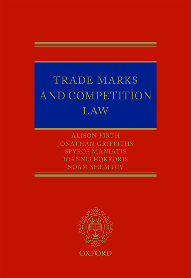 Trade Marks and Competition Law