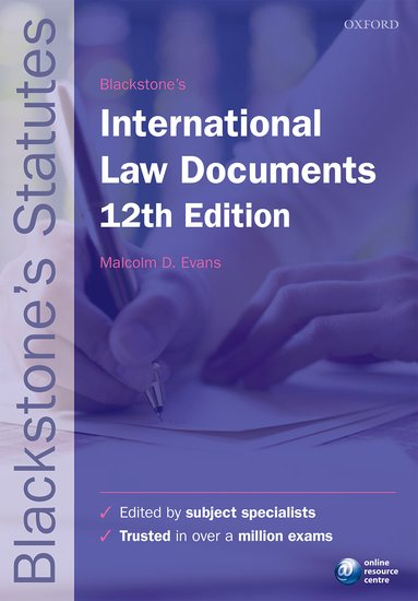 Essay in international law law library religion society