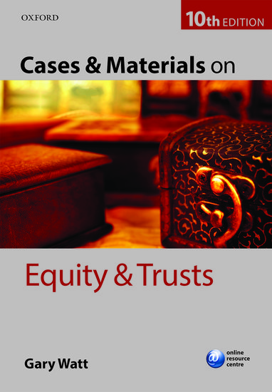 resulting trust law teacher