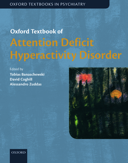Oxford Textbook of Attention Deficit Hyperactivity Disorder
