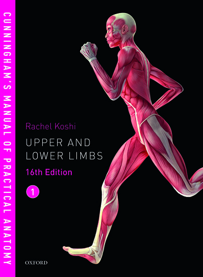 Cunningham\'s Manual of Practical Anatomy VOL 1 Upper and Lower limbs ...